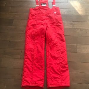 FERA Adult Red Snowboard Suit, XL